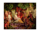 The Fairie's Banquet, 1859 Giclee Print by John Anster Fitzgerald