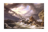 Shipwreck, C.1760 Giclee Print by Philip James De Loutherbourg
