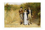 Two Strings to Her Bow, 1887 Giclee Print by John Pettie