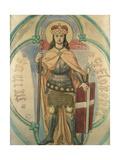 St. Florian, 1889 Giclee Print by Jan Matejko