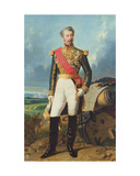 Adolphe Niel (1802-69) 1860 Giclee Print by Charles-Philippe Lariviere