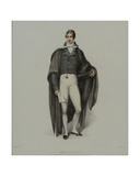 Bachelor of Arts, Engraved by J. Agar, Published in R.Ackermann's 'History of Oxford', 1813 Giclee Print by Thomas Uwins