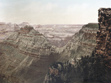The Grand Canyon of Arizona, 1898-1900 Photographic Print by  Detroit Photographic Co.