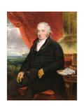 Portrait of John Fuller (1757-1834) Giclee Print by Henry Singleton
