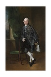 Portrait of Sir Edward Turner Giclee Print by Thomas Gainsborough