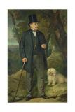 John Newton Mappin (1800-84), 1877 Reproduction procédé giclée par Thomas Jones Barker