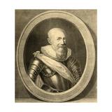 Maximilien De Bethune (1559-1641) Duc De Sully Giclee Print