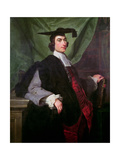Portrait of a Scholar Giclee Print by George Knapton