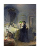 The Birth Giclee Print by Victor Lecomte