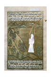 Mohammed (C.570-C.632) Is Chosen by the Archangel Gabriel, from the 'siyer-I Nebi' Giclee Print