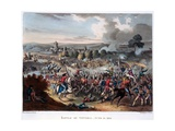Lord Wellington (1769-1852) Entering Salamanca, Illustration for a Narrative Poem by Dr. Syntax,… Giclee Print by William Heath