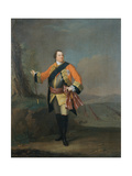 William Augustus (1721-65) Duke of Cumberland, C.1750 Giclee Print by David Morier