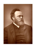 Robert Buchanan (1841-1901), C.1885-90 Giclee Print by Herbert Rose Barraud