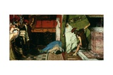 A Roman Emperor, Ad 41 - Claudius, 1881 Giclee Print by Sir Lawrence Alma-Tadema