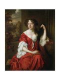 Louise De Kerouaille (1649-1734) Duchess of Portsmouth and Aubigny Giclee Print by Sir Peter Lely