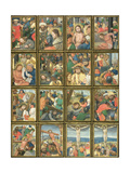 The Passion, from the 'Stein Quadriptych' Giclee Print by Simon Bening