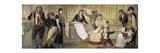 La Tienda De Indianas Giclee Print by Gabriel Planella