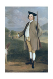 John Ward of Squerries Giclee Print by Arthur Devis