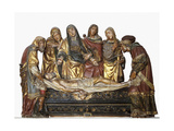 The Burial of Christ Giclee Print by Jacobo Florentino