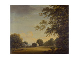 View in Mount Merrion Park Giclee Print by William Ashford
