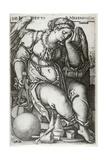 Melancholia, 1539 Giclee Print by Hans Sebald Beham