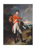 Grenadier of a Volunteer Regiment, C.1805 Giclee Print by Arthur William Devis