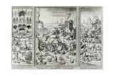 The Last Judgement, Late 15th Early 16th Century Giclée-Druck von Hieronymus Bosch