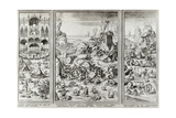 The Last Judgement, Late 15th Early 16th Century Giclee Print by Hieronymus Bosch
