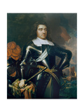 General George Monk (1608-70) 1st Duke of Albermarle, C.1665 Giclee Print by Samuel Cooper