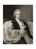 James Henry Monk, Engraved by G. Parker, from 'The National Portrait Gallery, Volume III',… Giclee Print by Joseph Moore