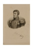 General Jean Rapp (1771-1821) Giclee Print by Francois Seraphin Delpech