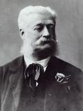 Baron Alphonse De Rothschild Photographic Print by Eugene Pirou