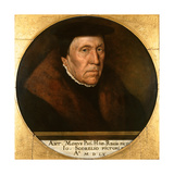 Jan Van Scorel (1495-1562) 1560 Giclee Print by Sir Anthonis van Dashorst Mor
