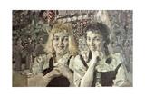 Hansel and Gretel, 1896 Giclee Print by Mikhail Aleksandrovich Vrubel