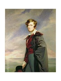 William (1809-66) 2nd Earl of Craven Giclee Print by Sir George Hayter