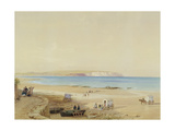 Culver Cliff, Isle of Wight Giclee Print by William Dyce