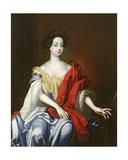 Nell Gwynne (1650-87) Giclée-Druck von Simon Peeterz Verelst