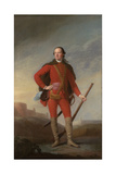 Portrait of Charles, 5th Earl of Elgin, C.1754 Giclee Print by Allan Ramsay
