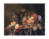 Still Life Giclee Print by Abraham Hendricksz Van Beyeren