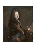 Portrait of Prince James Francis Edward Stuart Giclee Print by Francois de Troy