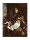 Richard Jones (1641-1712) 3rd Earl of Ranelagh Giclee Print by Sir Peter Lely