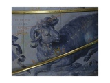 Celestial Globe, Detail: Aries, the Ram, 1683 Giclee Print by Vincenzo Maria Coronelli
