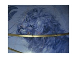 Celestial Globe, Detail: Lion, 1683 Giclee Print by Vincenzo Maria Coronelli