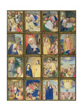 The Burial of Christ, from the 'Stein Quadriptych' Giclee Print by Simon Bening