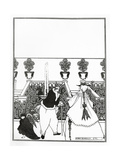 Front Cover Design for 'The Savoy', 1896 Giclee Print by Aubrey Beardsley
