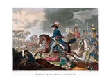 The Duke of Wellington (1769-1852) at the Battle of Salamanca, 22nd July 1812, 1818 Giclee Print by William Heath