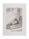 Jewish Merchant, from 'Etchings of Remarkable Beggars, Itinerant Traders and Other Persons...',… Giclee Print by John Thomas Smith