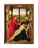 The Lamentation of Christ Giclée-Druck von Rogier van der Weyden