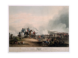 Battle of Salamanca, July 22 1812, Engraved by G. Lewis, Published London, 1813 Giclee Print by John Augustus Atkinson