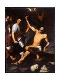Martyrdom of St. Bartholomew, 1618 Giclee Print by Jusepe de Ribera
